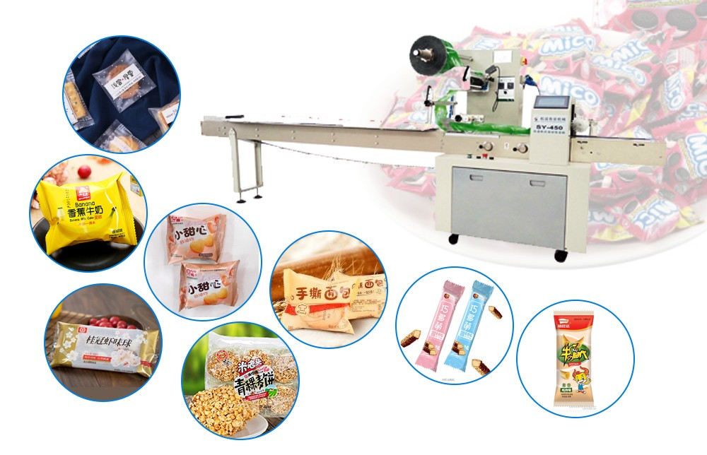 What Is The Packaging Process Of Biscuits