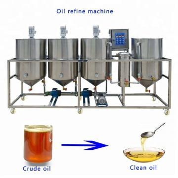 5-800T/Day Crude Oil Refinery Machine