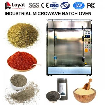 Industrial Microwave Batch Oven