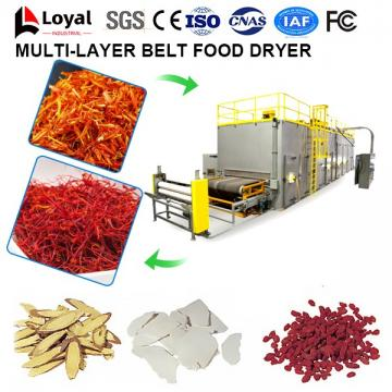 Industrial Conveyor Belt Dryer