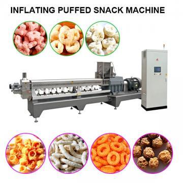 Twin Screw Food Extruder Machine