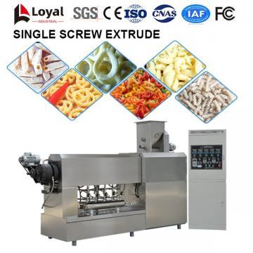 Single Screw Extruder Food Processing Machine