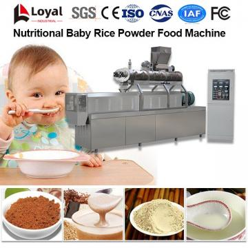 Nutritional Baby Rice Powder Food Processing Line