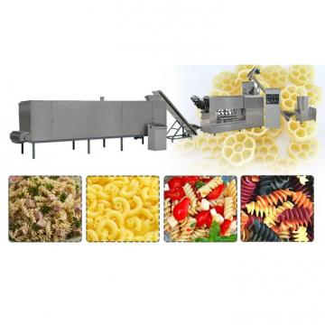 150-200kg/h Industrial Macaroni Pasta Production Line With 304 Stainless Steel