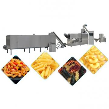 Automatic Commercial Electric Macaroni Pasta Production Line