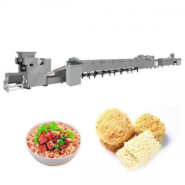 Instant noodle production line