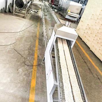 Instant noodle production line
