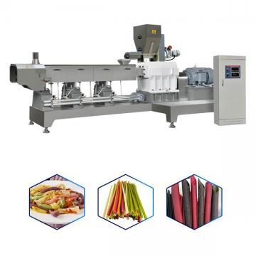 Edible Rice Flour Drinking Straw Making Machine