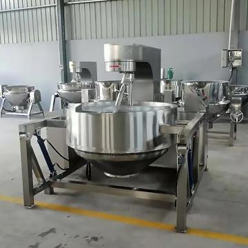 Automatic Large Popcorn Making Machine